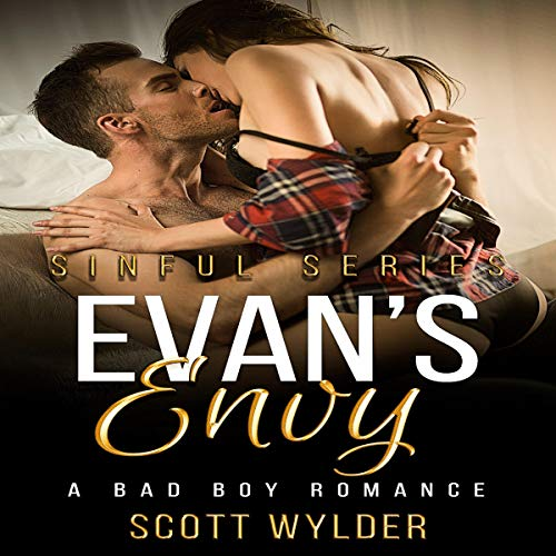Evan's Envy audiobook cover art
