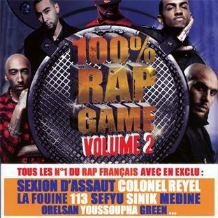 100% Rap Game Vol 2