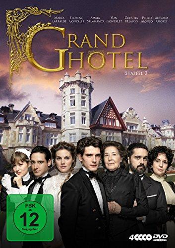 Grand Hotel - Staffel 3 [4 DVDs]