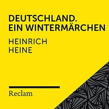 Heine: Deutschland. Ein Wintermärchen (Reclam Hörbuch)