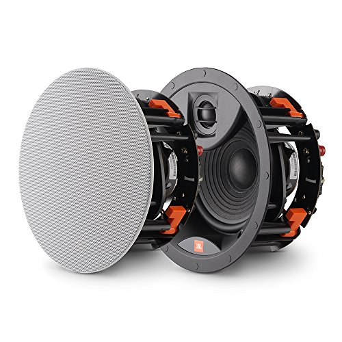 "Leviton LAE6C Architectural Edition Powered by JBL 6.5"" in-Ceiling Speaker"