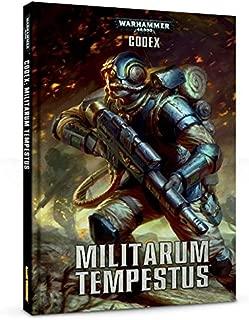 Codex: Militarum Tempestus