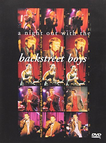 Night Out With the Backstreet Boys [DVD] [1998] [Region 1] [US Import] [NTSC]