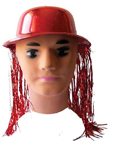 Mondial-Fete - 12 Melons Disco et Cheveux Rouge