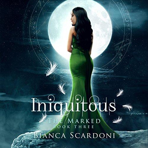 Iniquitous audiobook cover art