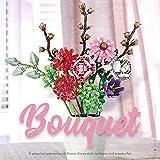 Immagine 1 laka 10280 creator expert bouquet