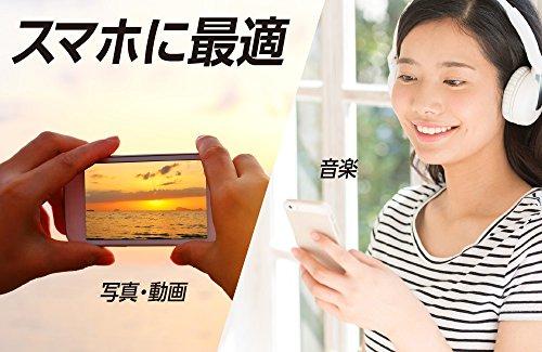 アイ・オー・データ機器『microSDメモリーカード(SDカード変換アダプター付)MSDU1シリーズ(MSDU1-128G)』