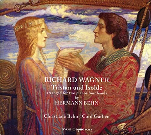 Tristan und Isolde Arrangiert Für Zwei Klaviere