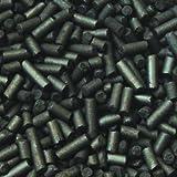 SUNSUN Carbón activo de 500 g, diámetro de 3 mm, para acuario, dulce marino, tortuguera, material filtro