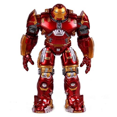 seraphicar Iron Man, Marvel Avengers 'Ultron Iron Hero, Hulk Buster Series Model Toy Action Personaggi Iron Man Figure Toys
