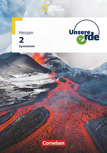 Unsere Erde Band 2. Gymnasium Hessen - Schülerbuch