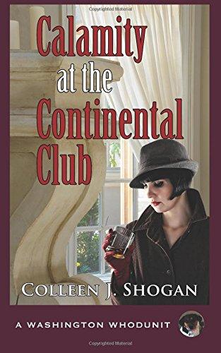 Image of Calamity at the Continental Club (Washington Whodunit)