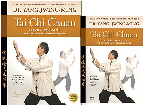 Bundle: Tai Chi Chuan Classical Yang 108 Form Book and DVD by Dr. Yang, Jwing-Ming (YMAA)
