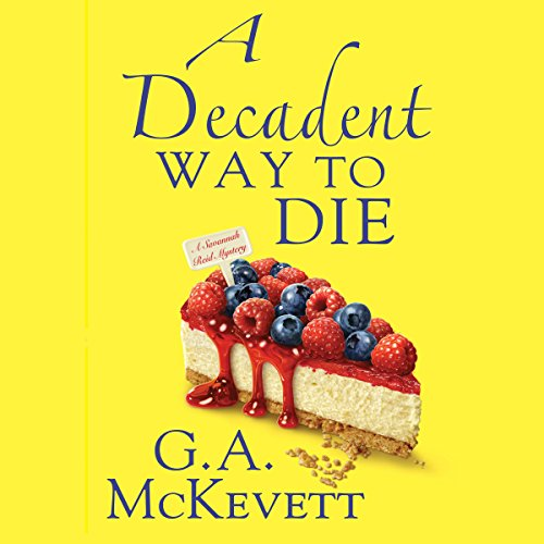 A Decadent Way to Die cover art