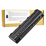 Laptop Battery Replace for Toshiba Satellite C55-A5282 C55-A5285 C55-A5286 C55-A5298 C55-A5300 C55-A5302 C55-A5308 C55-A5309 C55-A5311 C55-A5330 C55-A5332 5200mAh 6 Cell