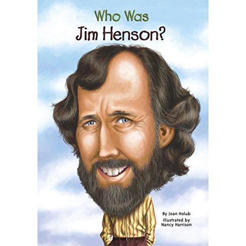 Who Was Jim Henson? audiobook cover art