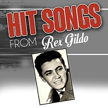 Hit songs from Rex Gildo
