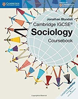 Cambridge IGCSE® Sociology Coursebook