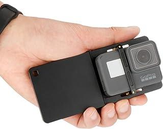 Soporte de placa de adaptador de cardán para Gopro 7/6/5/4/3 / Xiaoyi Montaje de cámara Ajuste universal para 3 ejes DJI Zhiyun Gimbal