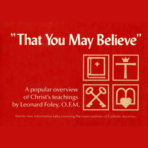 That You May Believe audiobook cover art