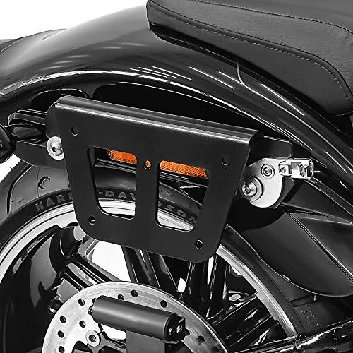 Satteltaschenhalter für Harley Breakout/ 114 18-20 rechts abnehmbar
