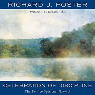 Celebration of Discipline cover art