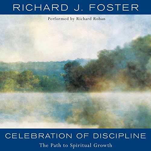 Celebration of Discipline audiobook cover art