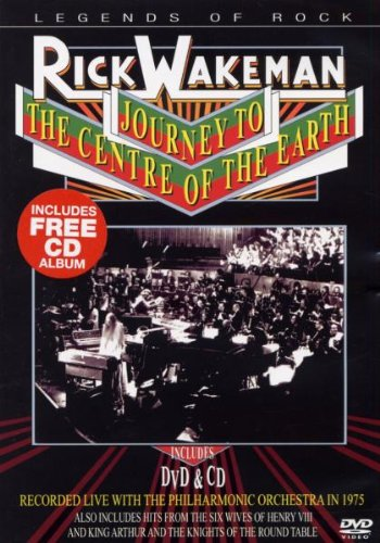 Rick Wakeman - Journey to the Centre of the Earth Reino