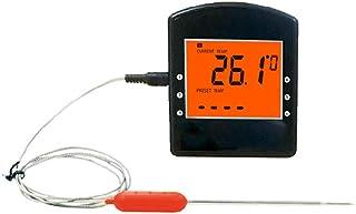 LEXIANG Termometro per Alimenti Bluetooth con Display LCD a sonda Lunga Misuratore di Temperatura Digitale per Cucinare Ca...