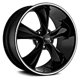 FOOSE Legend NB -BLK MIL Wheel with Painted (20 x 10. inches /5 x 127 mm, 0 mm Offset)