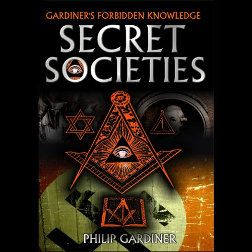 Secret Societies audiobook cover art