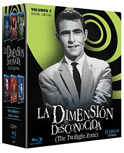 Pack La Dimensión Desconocida (The Twilight Zone) 1959 - Volumen 2 - Edición Limitada [Blu-ray]