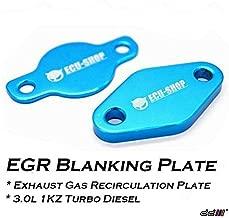 Block Blanking Plate EGR Fits For Toyota Landcruiser Hilux Prado Diesel 1KZ Turbo