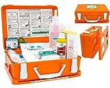 FARMA 1 Cassetta pronto soccorso primo soccorso conforme DM 388 allegato 2 per aziende fino a 2 lavoratori e mezzi aziendali
