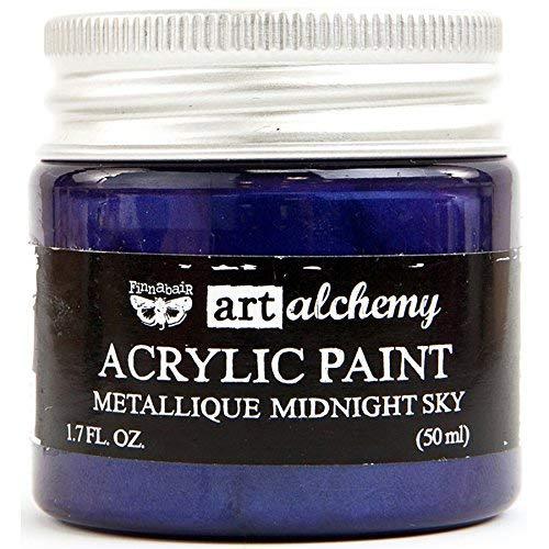 Prima Marketing Art Alchemy - Metallique - Midnight Sky