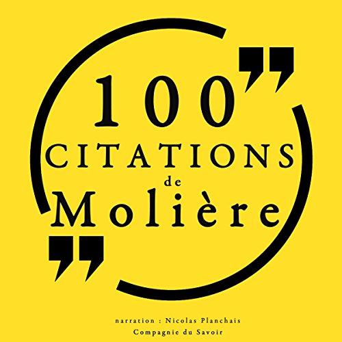 Amazon Com 100 Citations De Moliere Audible Audio Edition