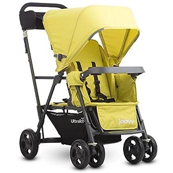 Joovy Caboose Ultralight Graphite Stroller Citron