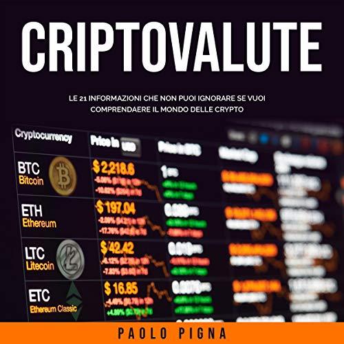 gli scambi su crypto