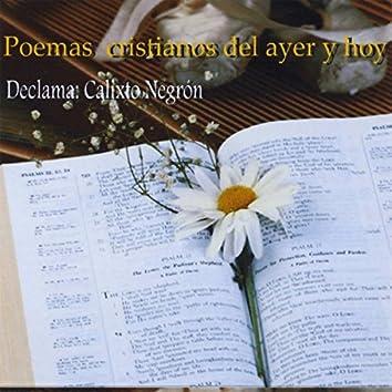 Poemas Cristianos del Ayer y Hoy
