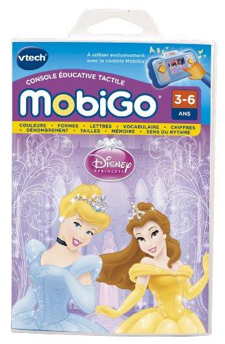 Vtech–251105–Lernspiel ELECTRONIQUE–Spiel Mobigo–Disney Princess