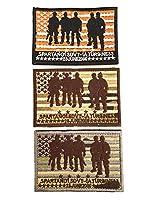 【TERA】 ミリタリー パッチ ワッペン タクティカル サバゲ― ベルクロ エンブレム ネイビーシールズ メタルギア スカル 刺繍 腕章 国旗 USA アメリカ合衆国 Navy SEALs MGS (SDVT-1 2005)