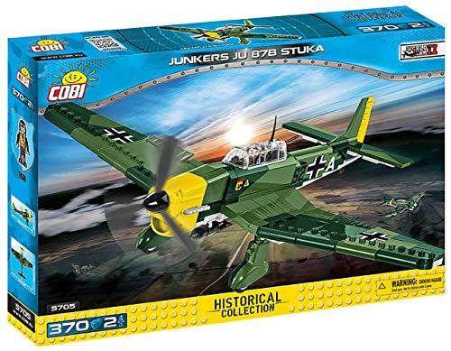 COBI COBI-5705 Toys, grün, gelb