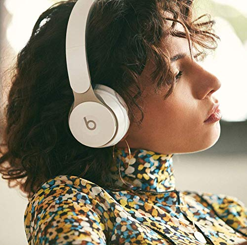 BeatsSoloProWirelessワイヤレスノイズキャンセリングヘッドホン-AppleH1ヘッドフォンチップ、Class1Bluetooth、アクティブノイズキャンセリング機能、外部音取り込みモード、最長22時間の再生時間-レッド