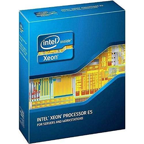 Intel Xeon 2011 E5-2640v2 Processore da 2 Ghz, Nero
