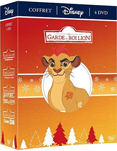 Lion garde Juste Jouer 77110 Pride Lands Deluxe Set Figure