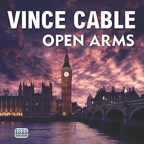 Couverture de Open Arms