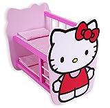 Hello Kitty - Litera de Madera (Saica Toys 9365)