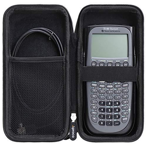 Aproca Hard Travel Case Bag for Texas Instruments TI-89 Titanium Graphing Calculator