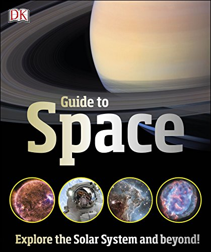 DK Guide to Space: Explore the Solar System and beyond! (Dk Knowledge) (English Edition)