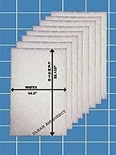 Clean Air Direct Respicaire MicroClean/PureClean 95 16 X 25 (4 Changes)